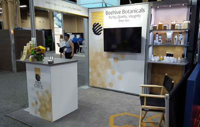 Come see Beehive Botanicals in person at trade shows held across America.
